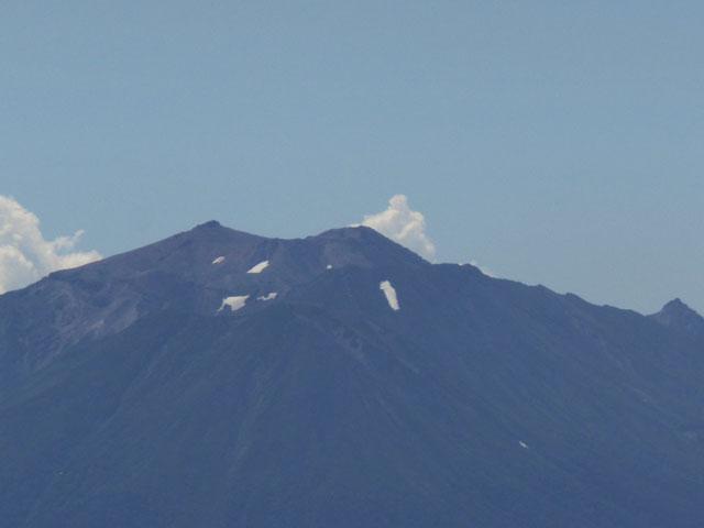 乗鞍岳からの御嶽山
